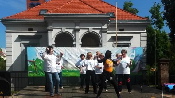 MUH Osijek se predstavio na Svjetskom danu zdravlja