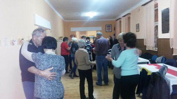 BESPLATNA plesna škola u prostorijama Matice (Plesni klub D&D)