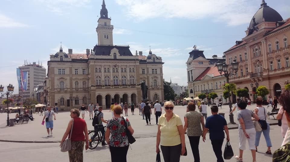 Izlet Petrovaradin i Novi Sad – galerija