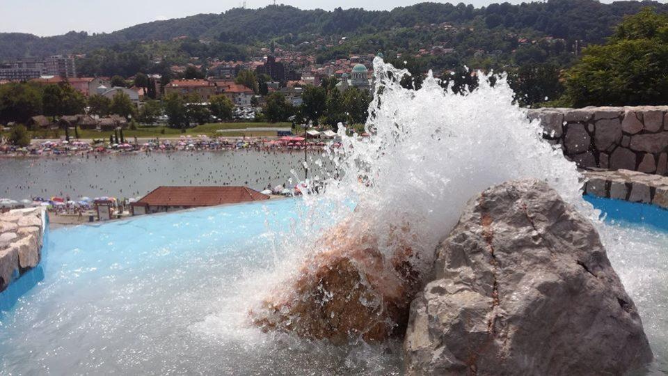 Izlet u Tuzlu (slana jezera)