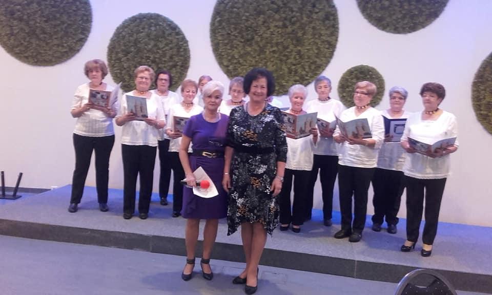 Smotra pjevačkih zborova naše županije