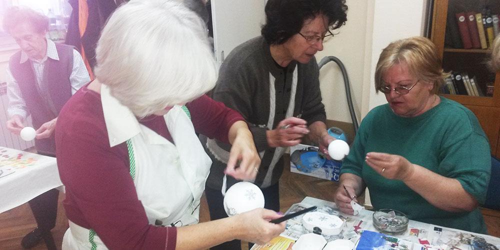 matica umirovljenika osijek kreativna radionica